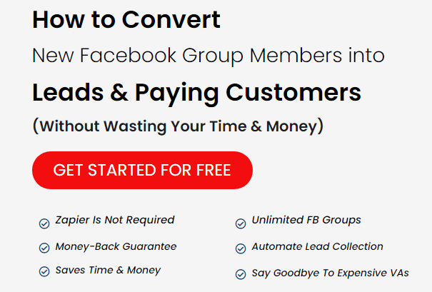 How to Convert New Facebook Group Members into Leads